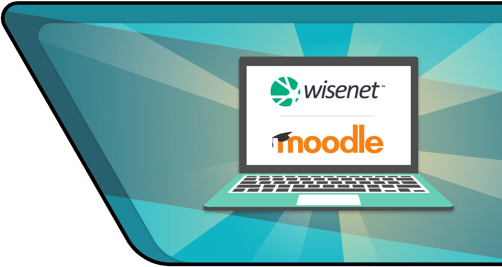 Wisenet Moodle online learning