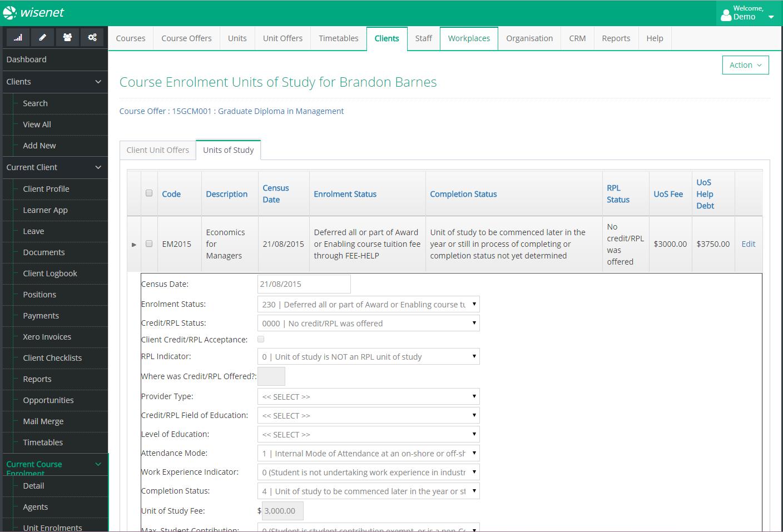 Wisenet Standards Compliance Fee Help FH