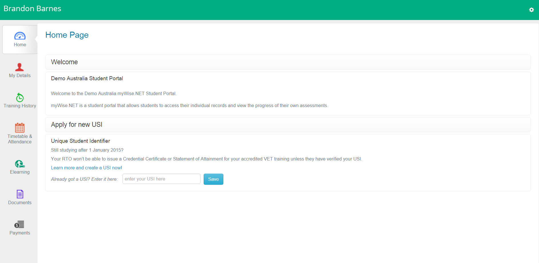 Wisenet Learner App for effective LRM