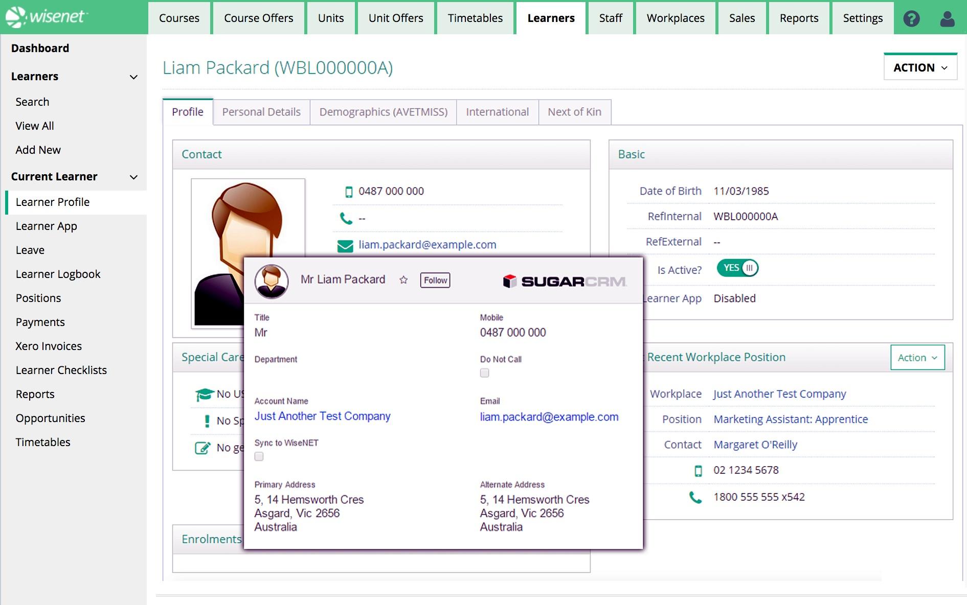 Add-OnSugarCRM_Learner Profile.jpg